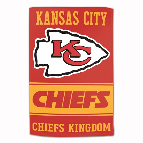 NFL Towel Kansas City Chiefs 16X25 Main Image