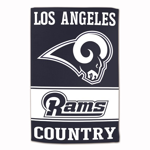 NFL Towel Los Angeles Rams 16X25 Main Image