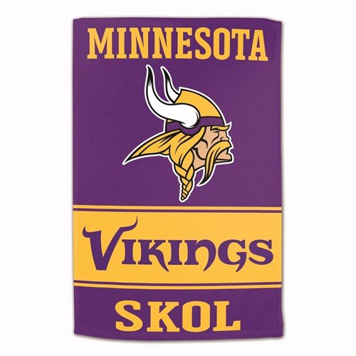 NFL Towel Minnesota Vikings 16X25 Main Image