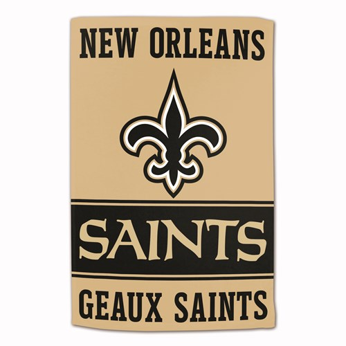 NFL Towel New Orleans Saints 16X25 Main Image