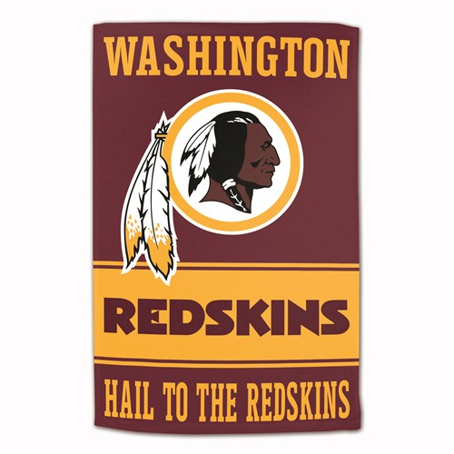 NFL Towel Washington Redskins 16X25 Main Image