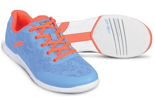 KR Strikeforce Womens Lace Sky/Coral-ALMOST NEW Main Image