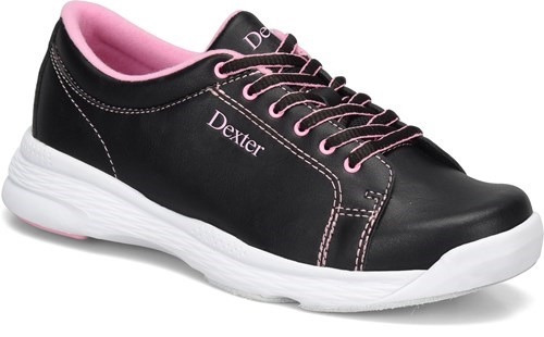 Dexter Womens Raquel V Black/Pink-ALMOST NEW Main Image