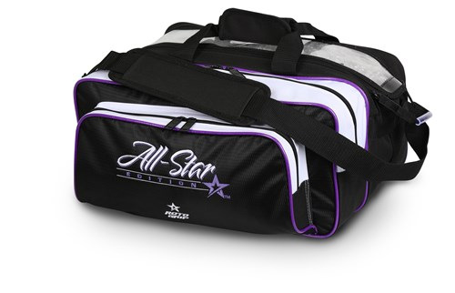 Roto Grip All-Star 2 Ball Carryall Tote Purple Main Image