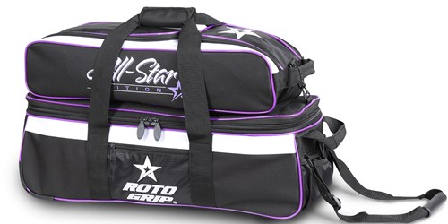 Roto Grip 3 Ball All-Star Edition Carryall Tote Purple Main Image