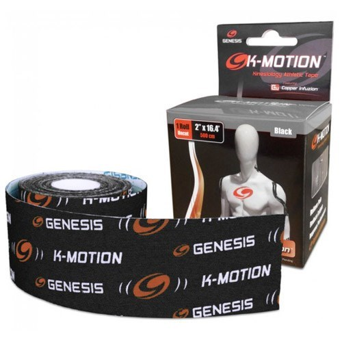 Genesis K-Motion Tape Roll Black-ALMOST NEW Main Image
