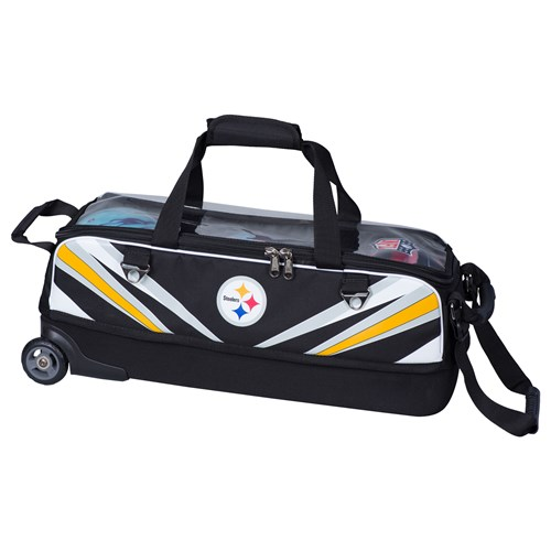 KR Strikeforce NFL Slim Triple Roller Pittsburgh Steelers Main Image