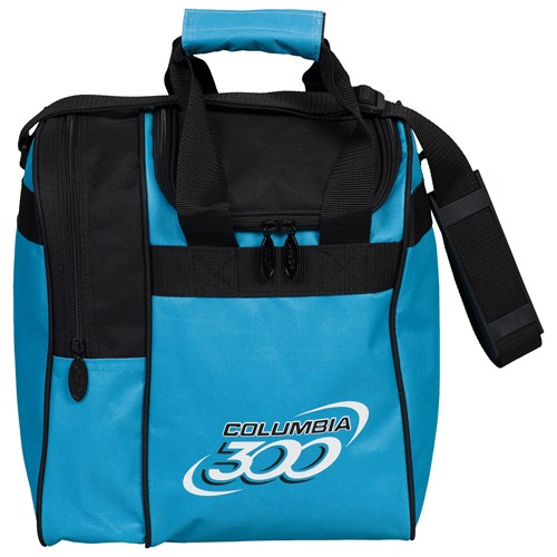 Columbia 300 Team C300 Single Tote Aqua/Black Main Image