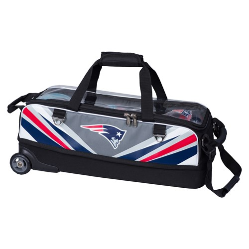 KR Strikeforce NFL Slim Triple Roller New England Patriots Main Image