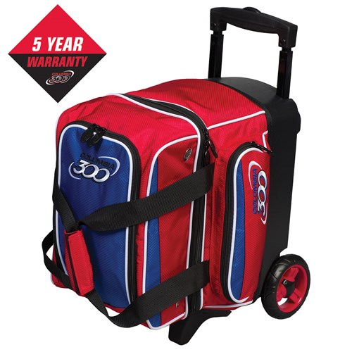 Columbia 300 Icon Single Roller Red/White/Blue Main Image
