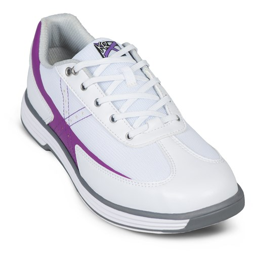 KR Strikeforce Womens Flex White/Grape Main Image