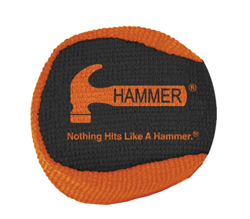 Hammer Large Grip Ball Black/Orange Main Image