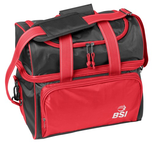 BSI Taxi Single Tote Red/Black Main Image