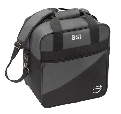 BSI Solar III Single Tote Charcoal/Black Main Image