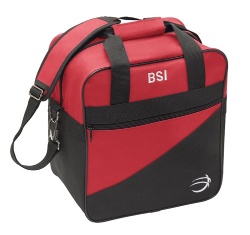 BSI Solar III Single Tote Red/Black Main Image