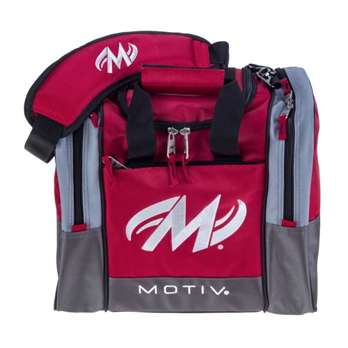 Motiv Shock Single Tote Red Main Image