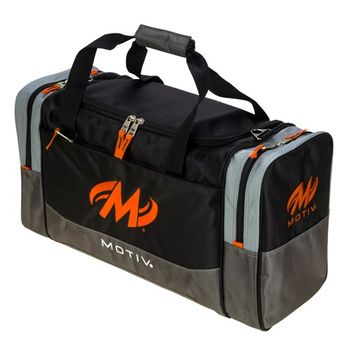 Motiv Shock Double Tote Black/Orange Main Image