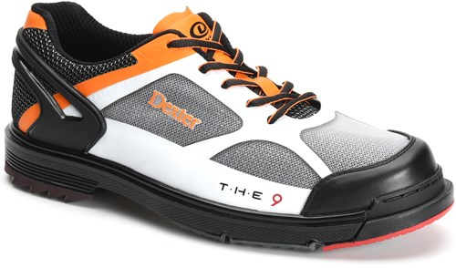 Dexter Mens THE 9 HT LE White/Black/Orange Right Hand or Left Hand Main Image