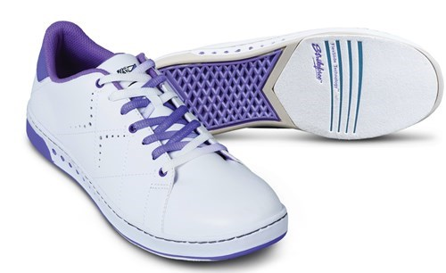 KR Strikeforce Womens Gem White/Purple-ALMOST NEW Main Image