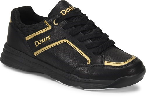 Dexter Mens Bud Black/Gold-ALMOST NEW Main Image