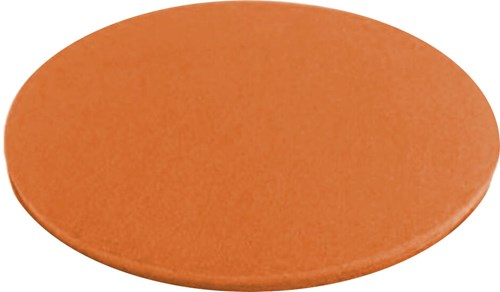 Genesis Pure Surface Pad 2000 Grit Orange Main Image