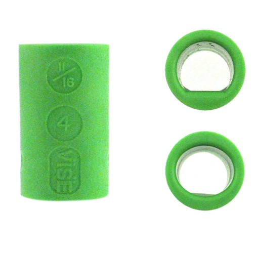 VISE Power Lift & Oval Grip Green Main Image