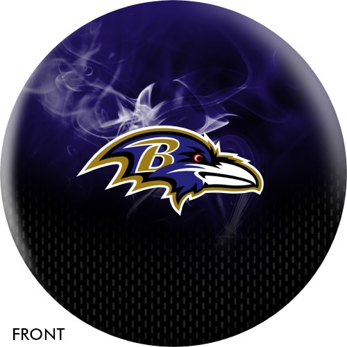 KR Strikeforce NFL on Fire Baltimore Ravens Ball Main Image