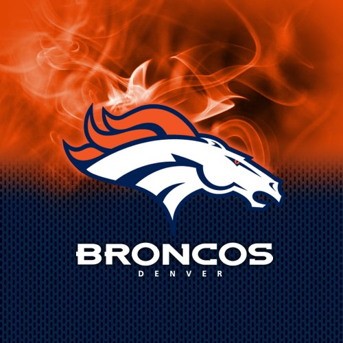 KR Strikeforce NFL on Fire Towel Denver Broncos Main Image