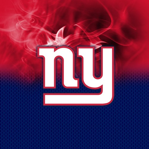 KR Strikeforce NFL on Fire Towel New York Giants Main Image