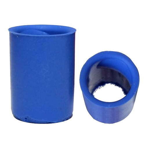 VISE Silicone Semi Grip Insert Blue Main Image