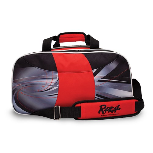 Radical Dye-Sub Double Tote Black/Red Main Image