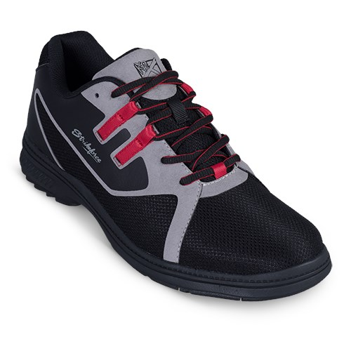 KR Strikeforce Mens Ignite Black/Grey/Red Left Hand Main Image