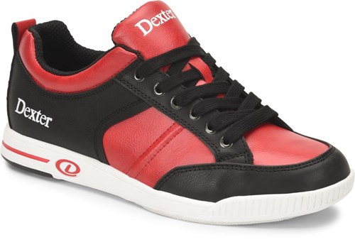 Dexter Mens Dave Black/Red Main Image
