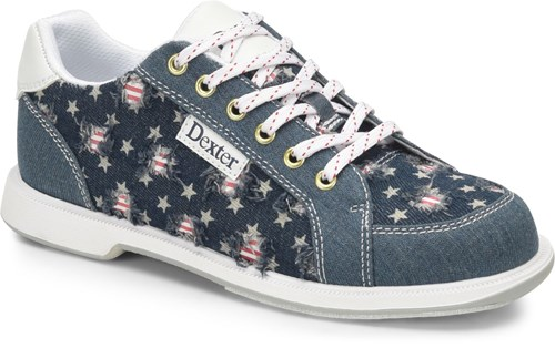Dexter Womens Liberty Stars & Strikes Main Image