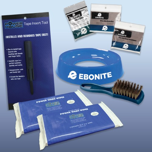 Ebonite Accessory Bundle Main Image