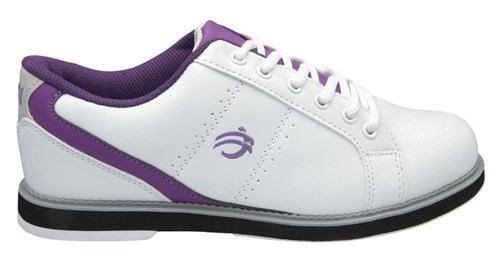 BSI Womens #460 White/Purple-ALMOST NEW Main Image