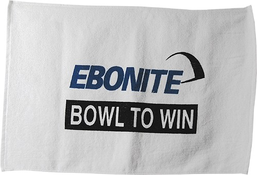 Ebonite Deluxe Bowling Towel Main Image