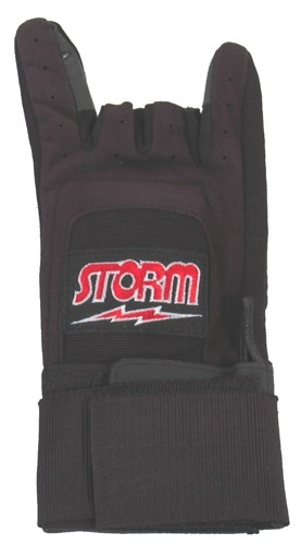 Storm Xtra Grip Glove Plus Black LH Main Image