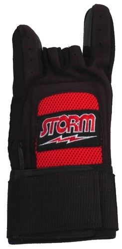 Storm Xtra Grip Glove Plus Red LH Main Image