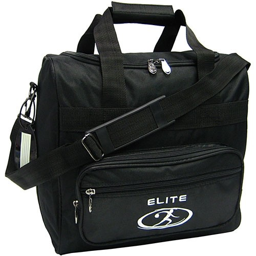 Elite Impression Single Tote Black Main Image