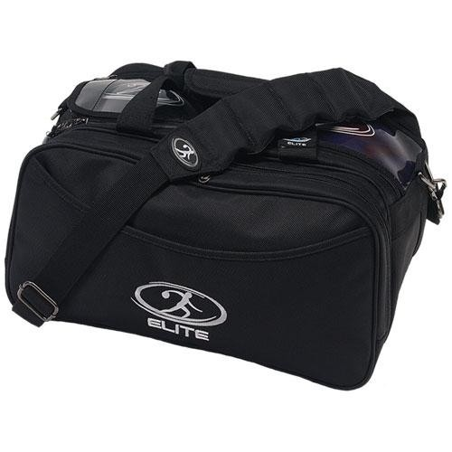 Elite 2 Go Tote Clear Plus Black Main Image