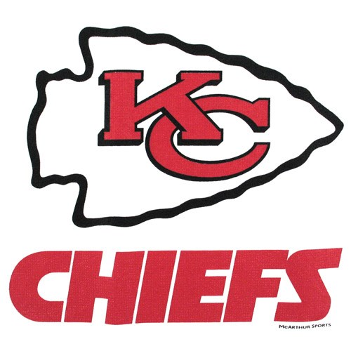 Master NFL Kansas City Chiefs Towel Main Image