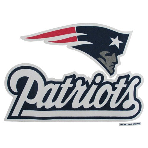 Master NFL New England Patriots Towel Main Image