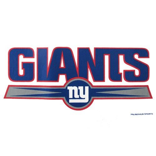Master NFL New York Giants Towel Main Image