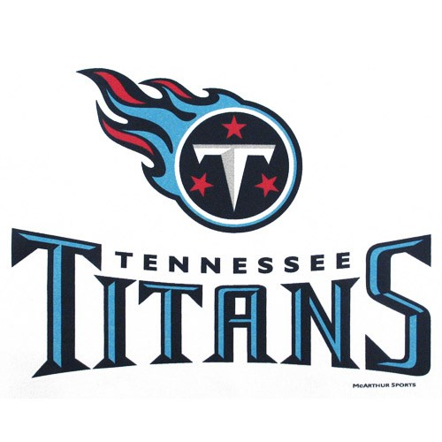 Master NFL Tennessee Titans Towel Main Image