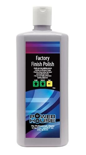 Powerhouse Factory Finish Polish Quart Main Image