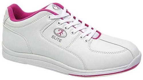 Elite Womens Ariel White/Pink Main Image
