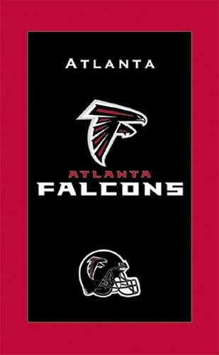 KR Strikeforce NFL Towel Atlanta Falcons Main Image