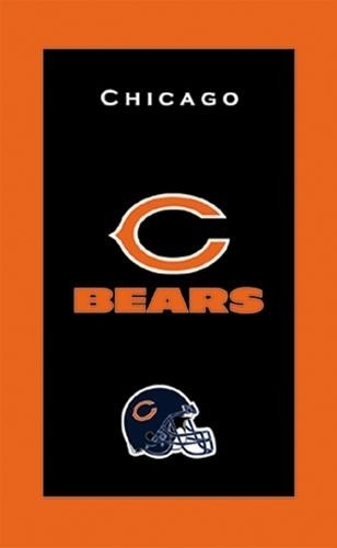 KR NFL Towel Chicago Bears Main Image
