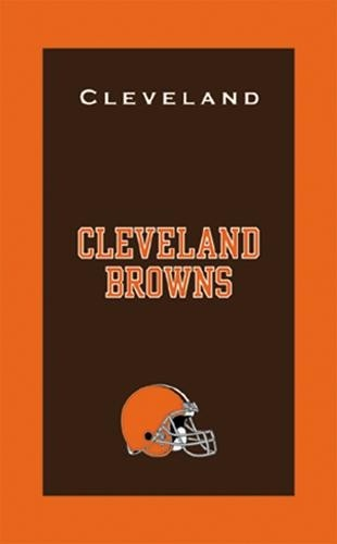 KR NFL Towel Cleveland Browns Main Image
